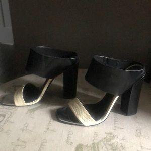 Rachel Zoe chunky heels 8.5
